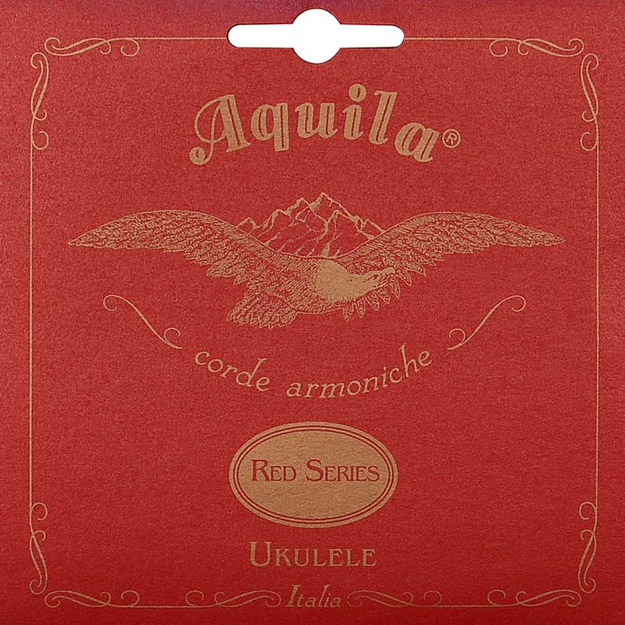 ukulele-trading-co-australia - Aquila RED SERIES® Soprano Single 4th Ukulele String AQ70U - Aquila - Strings
