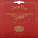 ukulele-trading-co-australia - Aquila RED SERIES® Soprano Low G Ukulele Strings AQ84U - Aquila - Strings