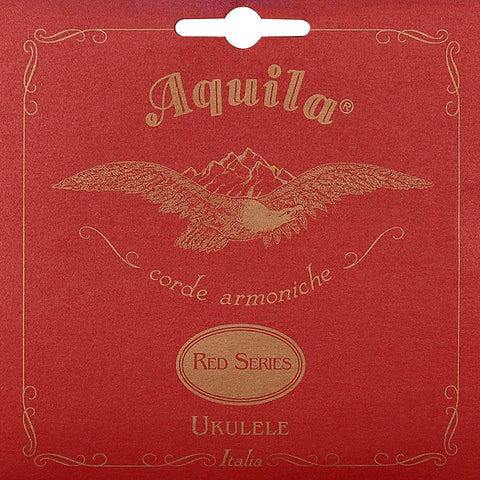 Aquila RED SERIES® Soprano Low G Ukulele Strings AQ84U