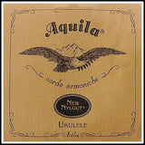 ukulele-trading-co-australia - AQ8U Aquila Concert Low G Ukulele Strings  Set of 4 strings Gcea - Aquila - Strings