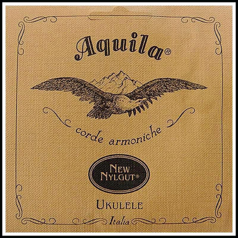 ukulele-trading-co-australia - AQ17U Aquila Tenor 6 String Ukulele Strings Set 6 Strings gCcEAa - Aquila - Strings