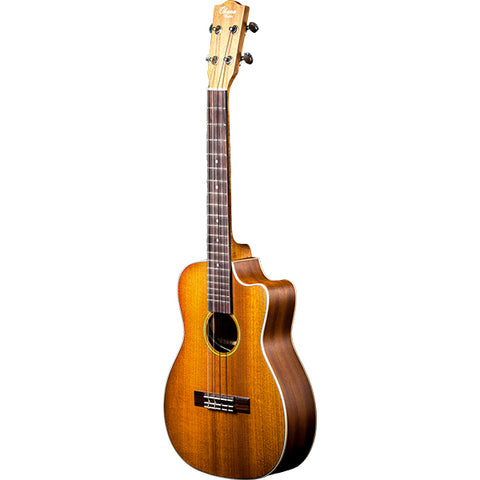 BK-20CE Ohana Baritone Electric Ukulele.  Free Shipping In Australia and Free Online Lesson valued at $30 ukulele trading co australia Ohana Ukuleles for sale Adelaide South Australia
