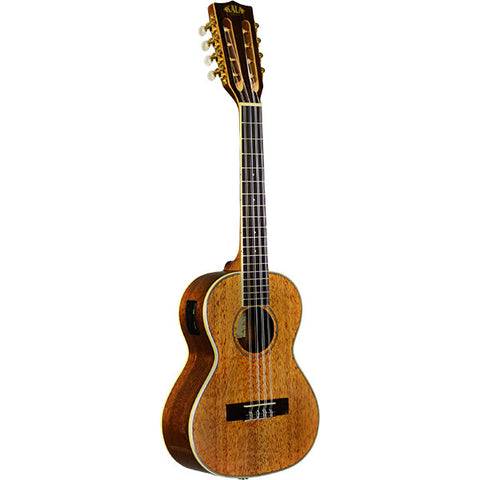 ukulele-trading-co-australia - Kala KA-8E Eight String TENOR UKULELE ELECTRIC - Kala - Ukuleles