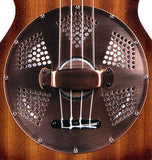 KA-RES-BRS Kala Brass Resonator Tenor Uke Ukulele Trading Co Australia