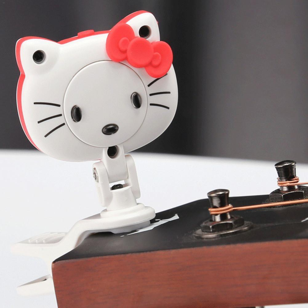 ukulele-trading-co-australia - Kitty Cat Tuner for any stringed instrument - HimanJie Store - Guitar Parts & Accessories