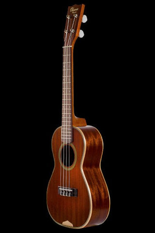 CK-39 Concert Ohana Solid Mahogany ukulele in the Martin Model 3M Style.