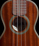 Ohana SK-39 Soprano Solid Mahogany ukulele in the Martin Model 3M Style.