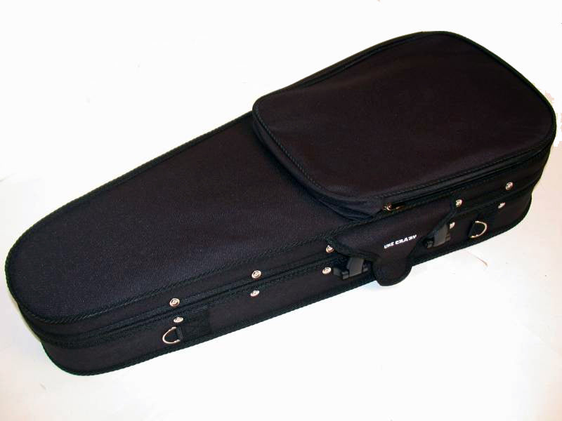 case closed picture of UC-T Kala Uke Crazy Polyfoam Hardcase Tenor ukulele ukulele trading co australia