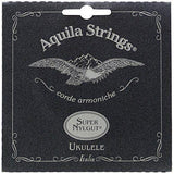 Aquila Super Nylgut Concert Low G Ukulele Strings AQ104U Set 4 strings