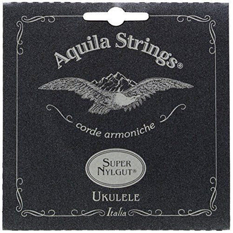 ukulele-trading-co-australia - Aquila Super Nylgut Soprano High G Ukulele Strings AQ100U Set 4 Strings - Aquila - Strings