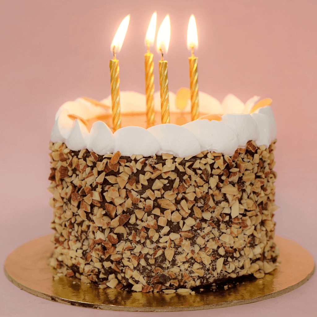 Chocolate Truffle Cake (Eggless)