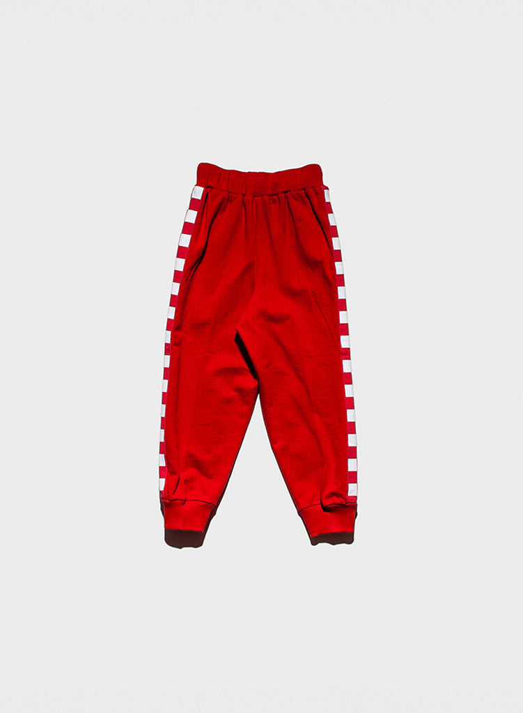 Racing Flag Sweat Pants