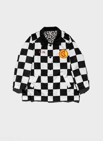 Reversible Pantera Checkered Jacket