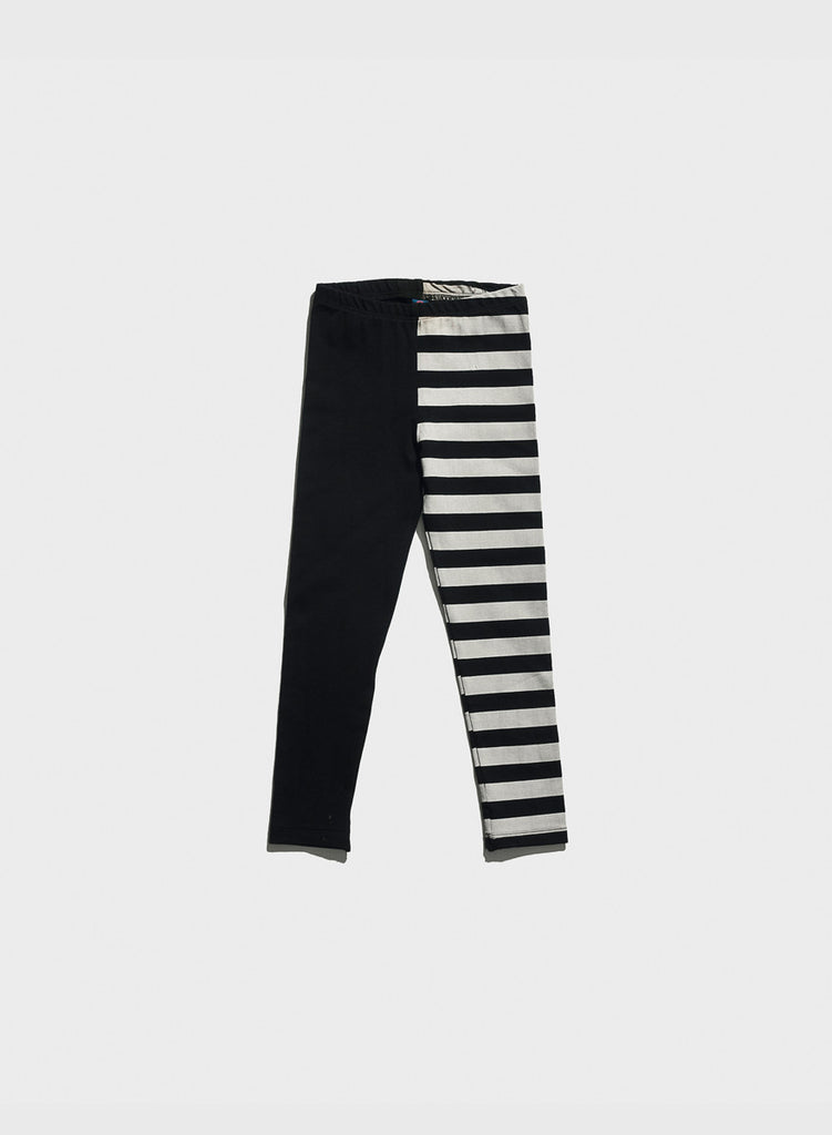 Crazy Leg Stripes Legging