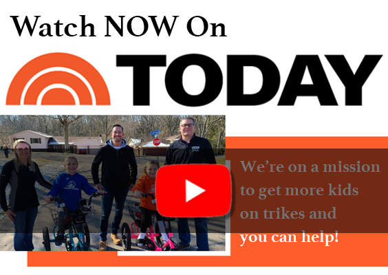 Liberty Trike On The Today Show