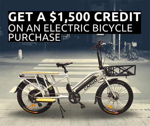 Federal Tax Incentives For E-Bikes