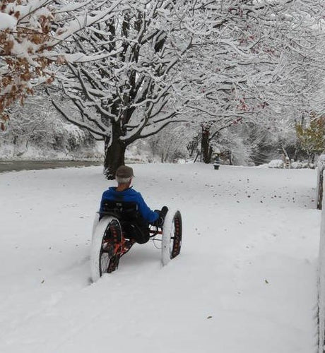 Caring for Your Electric Trike this Winter