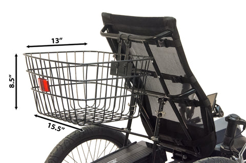 EZ-3 HD Rear Basket