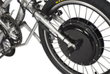 EZ-3 USX HD-Electric Trike, hub motor
