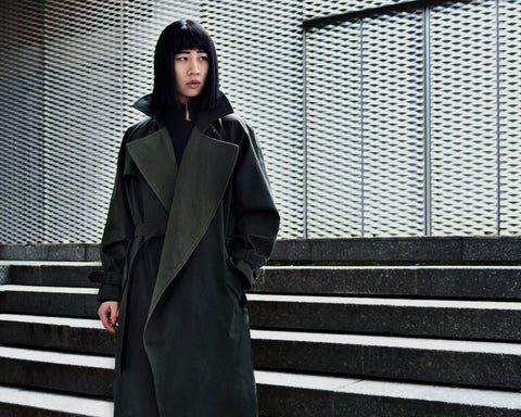ROSEN-X Atlas Overcoat