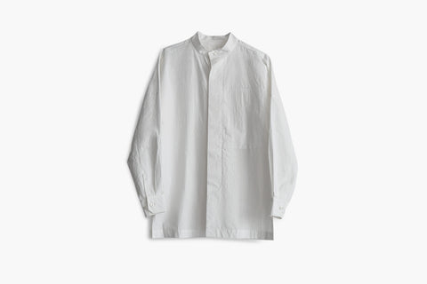ROSEN Seneca Shirt in Stonewashed Cotton