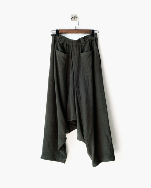 ROSEN O-Ren Trousers in Linen