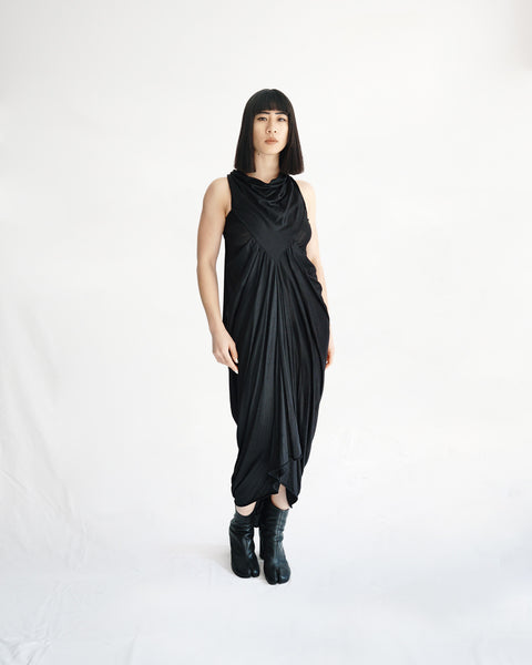 Rick Owens Lilies Maxi Dress IT 38-40