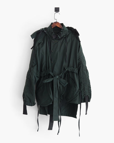Craig Green FW2015 Runway Hooded Parka Sz S