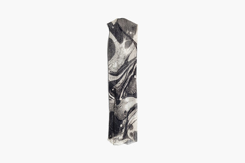 Rick Owens Tornado Silk Dress Sz 40