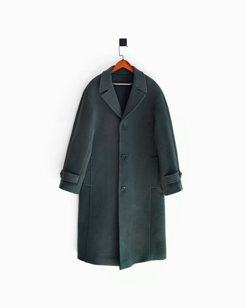 ROSEN-S Overcoat in Wool Cashmere