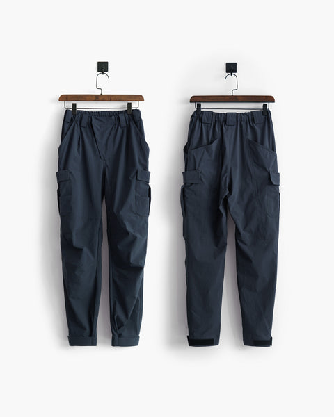ROSEN-X Thebe Trousers in Ripstop Nylon