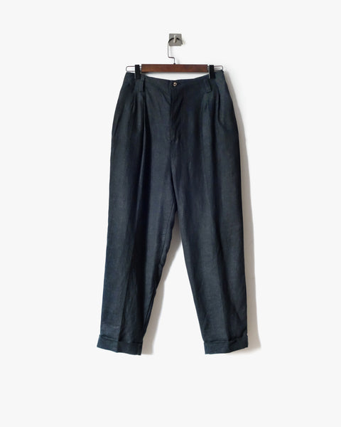 ROSEN Kantian Trousers in Linen