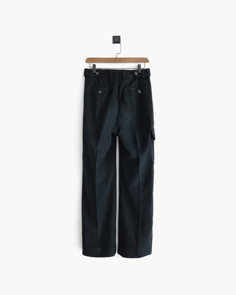 ROSEN Hara Trousers in Japanese Wool