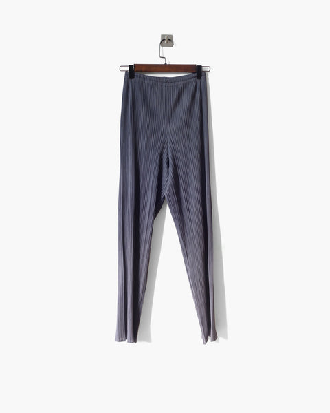 Issey Miyake Pleats Please Slim Fit Trousers Sz M