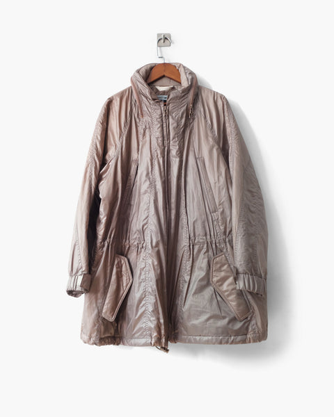 Issey Miyake FETE Thinsulate Parka Sz 2