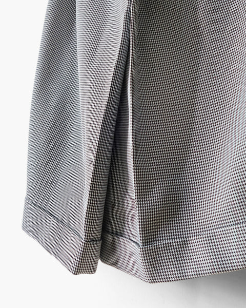 Comme des Garçons FW2013 Houndstooth Overlapping Trousers Sz S