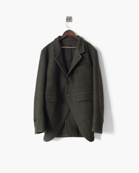 ROSEN Arouet Jacket in Japanese Boiled Wool