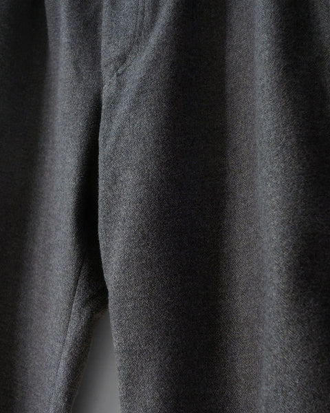 ROSEN Plato Trousers in Herringbone Wool