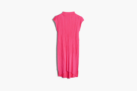 Issey Miyake Pleats Please Mid-Length Dress Sz 4