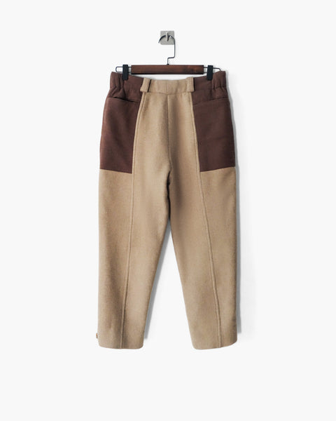 ROSEN Pascal Trousers in Heavy Wool