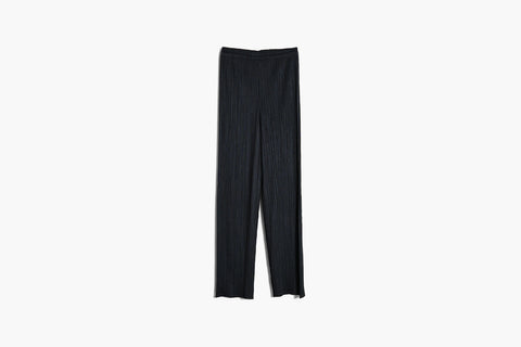 Issey Miyake Pleats Please Slim Fit Trousers Sz 1