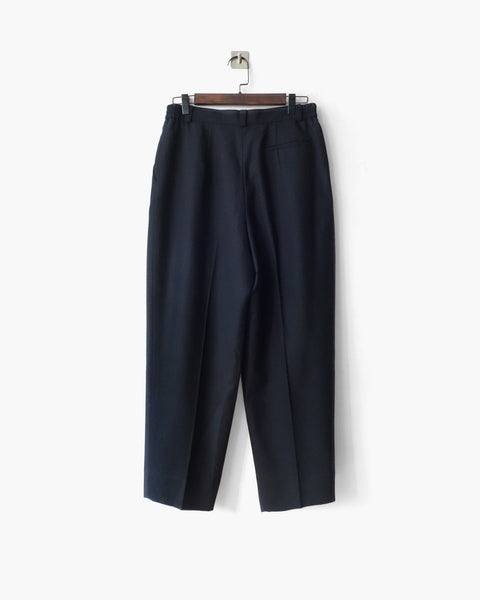 Chloé Wide Tailored Wool Cashmere Trousers Fits S-M