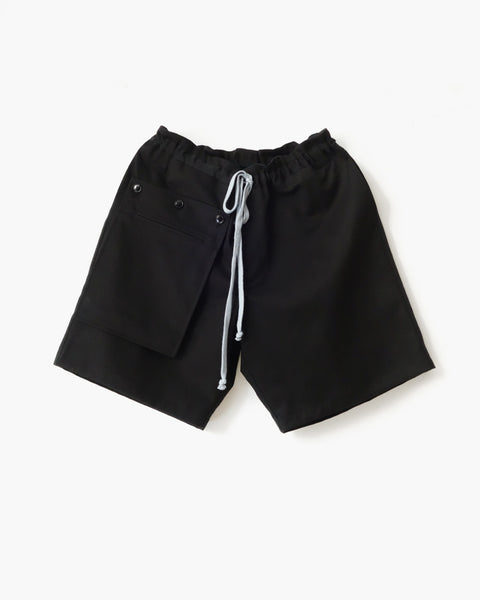 ROSEN Locke Shorts in Cotton Twill