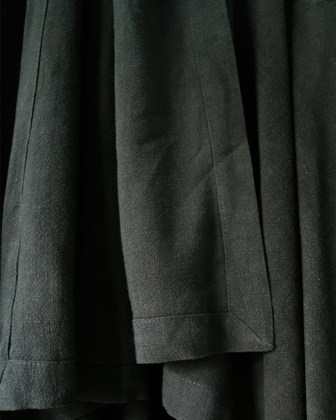 ROSEN O-Ren Coat in Linen