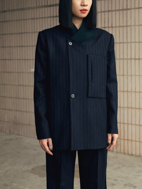 ROSEN Kitano Jacket in Wool