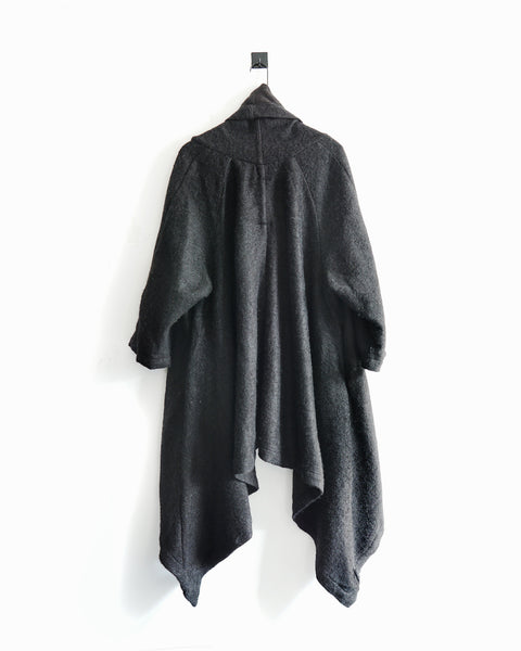 ROSEN Tenzing Coat in Heavy Wool