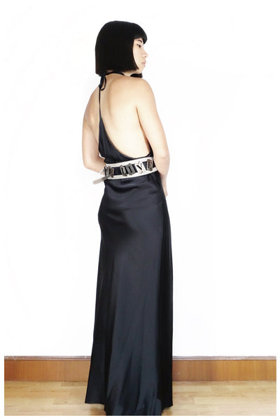 Ann Demeulemeester Cracked Leather Belt