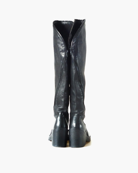Ann Demeulemeester FW2012 Over-The-Knee Pirate Boots Sz 38