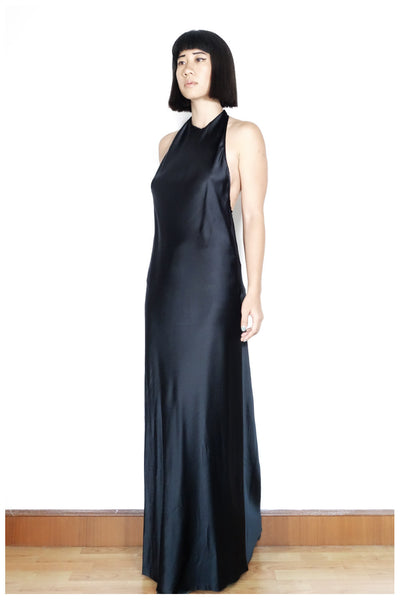 Ann Demeulemeester Halter Dress Sz 38