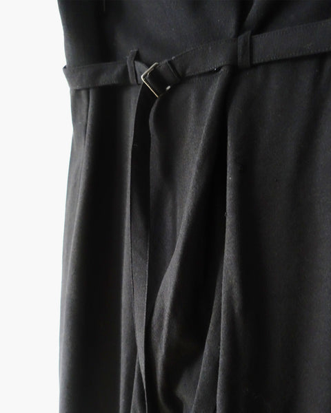 Ann Demeulemeester Belted Trousers Sz 38
